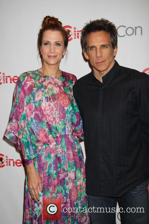 Kristen Wiig and Ben Stiller 10