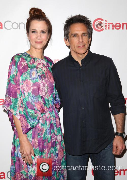 Kristen Wiig and Ben Stiller 11