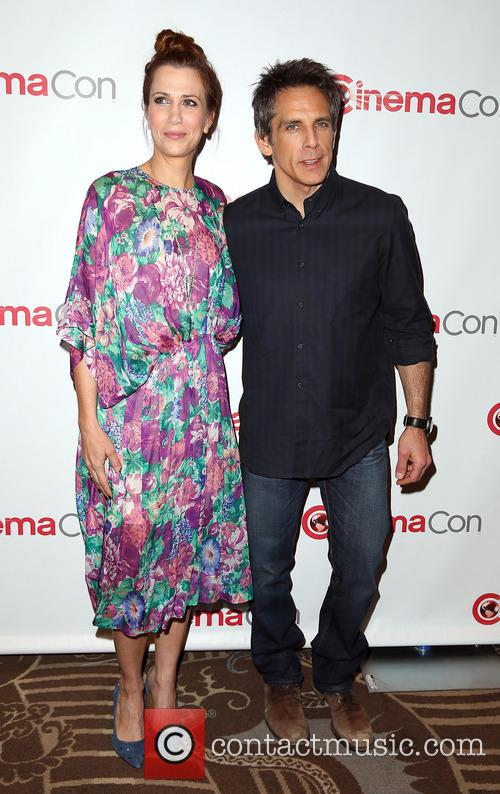 Kristen Wiig and Ben Stiller 4
