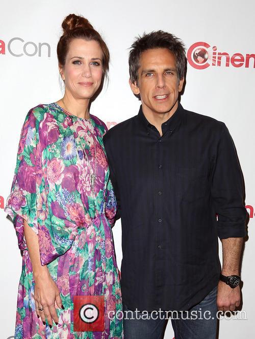 Kristen Wiig and Ben Stiller 5