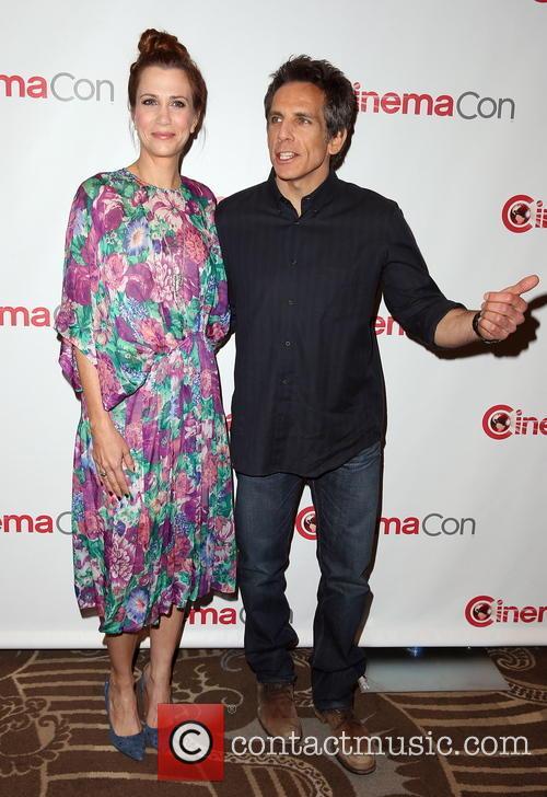 Kristen Wiig and Ben Stiller 6