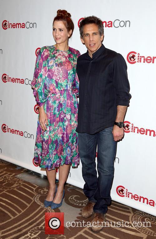 Kristen Wiig and Ben Stiller 8