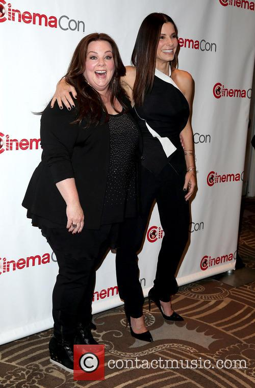 Melissa McCarthy, Cinemacon