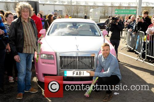 James May and Gary Barlow 5