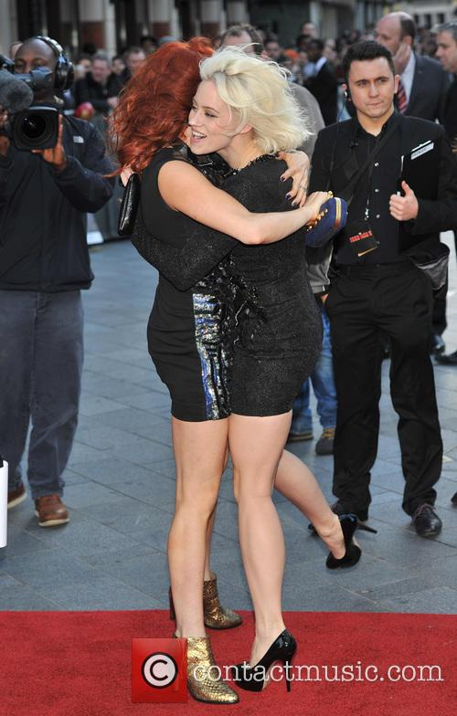Carmit Bachar and Kimberly Wyatt 2