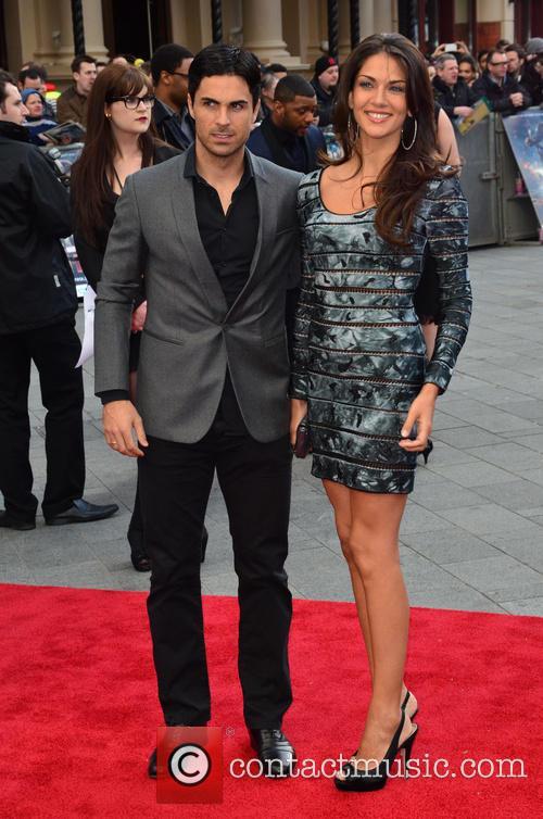 Mikel Arteta Wife