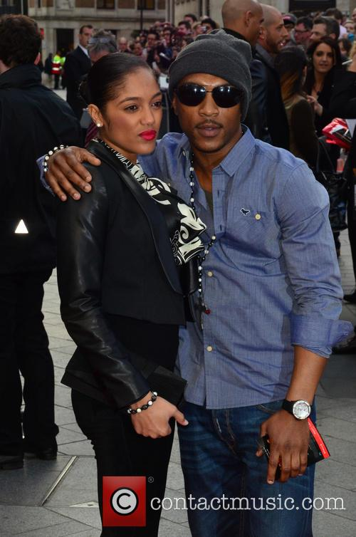 Natalie Williams and Ashley Walters 1