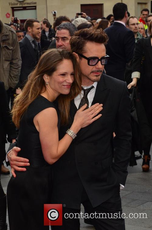 Susan Downey and Robert Downey Jr 2