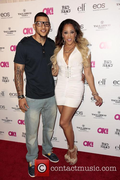 Jacob Payne and Natalie Nunn