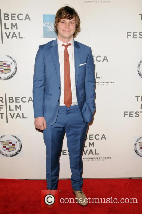 Evan Peters, Tribeca Film Festival
