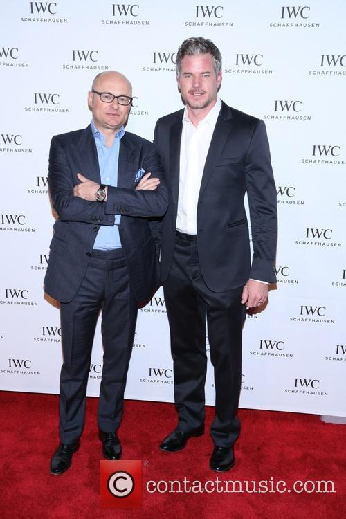 Eric Dane and Georges Kerns 2