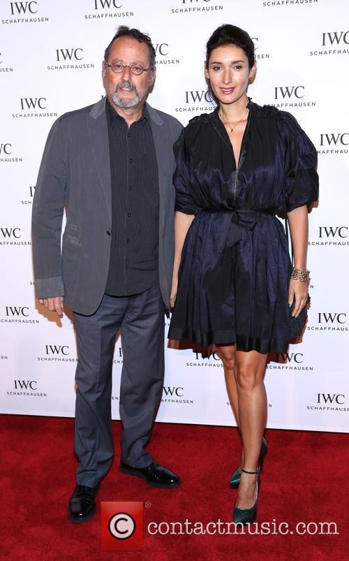 Jean Reno and Zofia Borucka 1