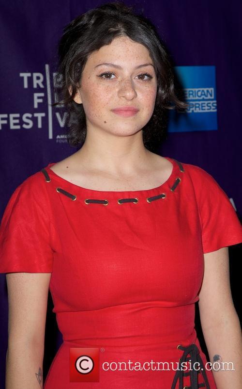 Alia Shawkat, Tribeca Film Festival