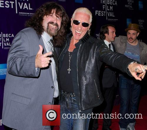 Mick Foley and Dee Snider 3