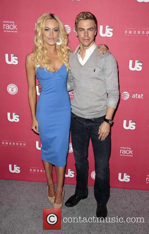 Peta Murgatroyd and Derek Hough 3