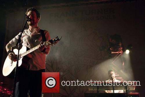 A Frank Turner backing musician gets illuminated