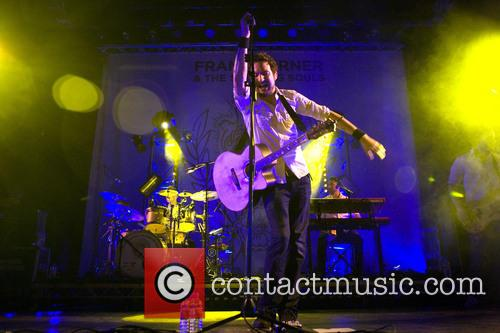 Frank Turner and the Sleeping Souls at Glasgow's O2 Academy