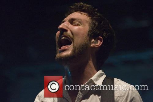 Frank Turner reaches a high note