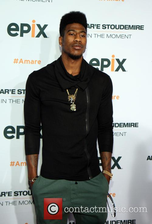 Premiere of EPIX Original Documentary 'Amar'e Stoudemire: In The Moment' - Arrivals