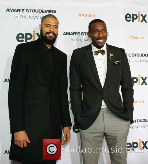 Tyson Chandler and Amare Stoudemire 2