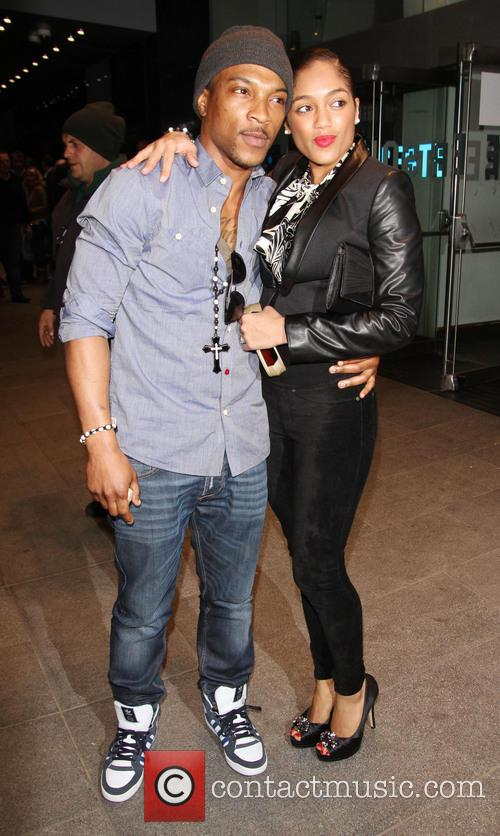 Ashley Walters and Natalie Williams 2