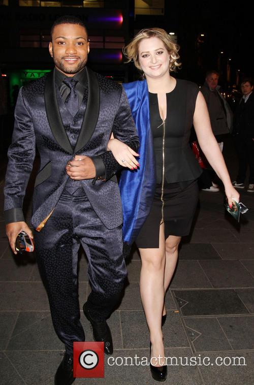 Jonathan JB Gill, Chloe Tangney, Odeon Leicester Square