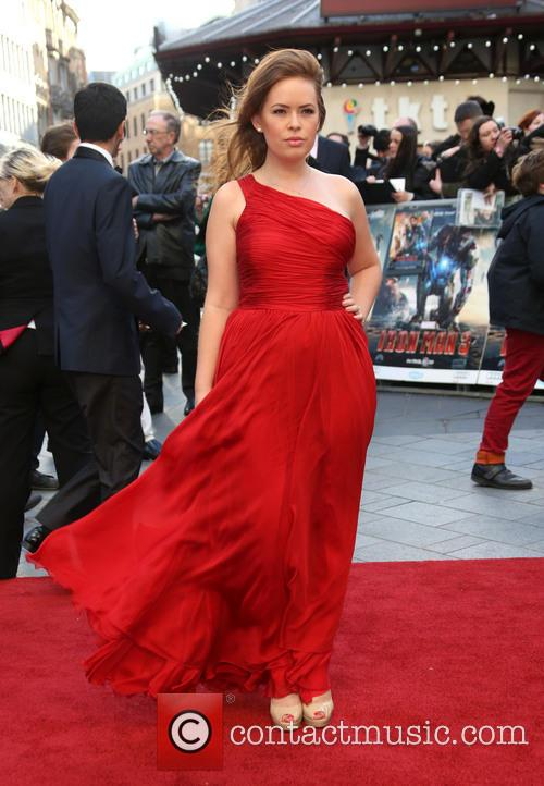tanya burr iron man uk premiere 3614328