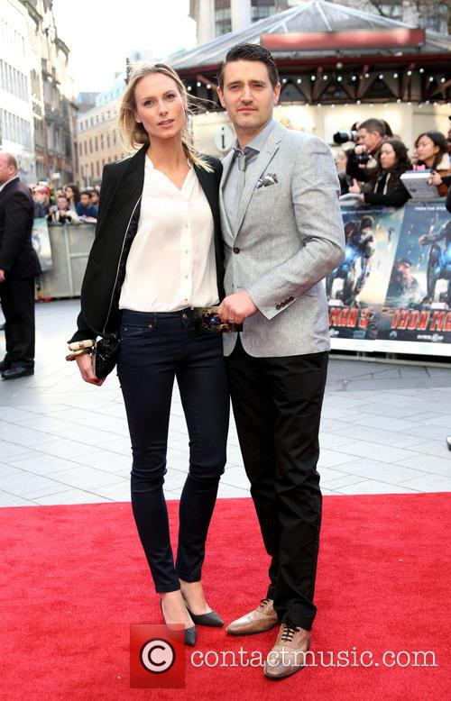 Tom Chambers and Clare Harding 2