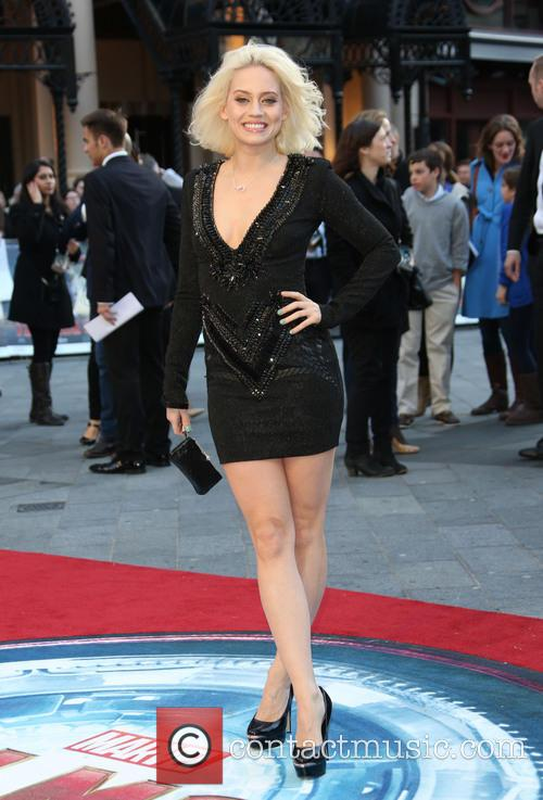 kimberly wyatt iron man uk premiere 3614386