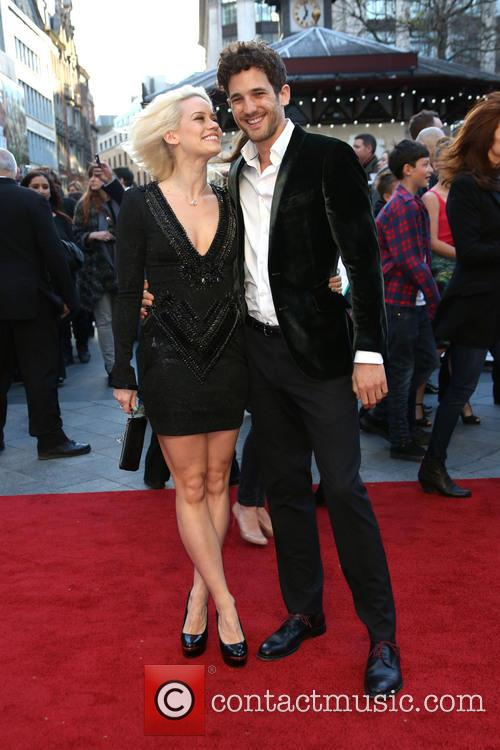 Kimberly Wyatt, Max Rogers, Odeon Leicester Square