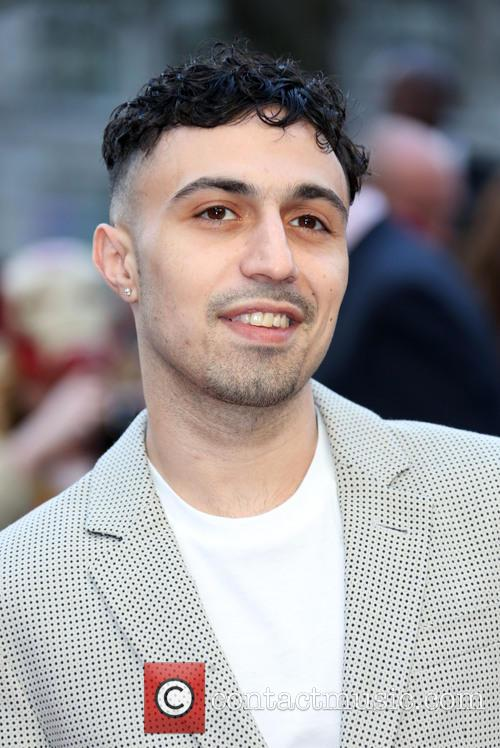 adam deacon iron man uk premiere 3614361