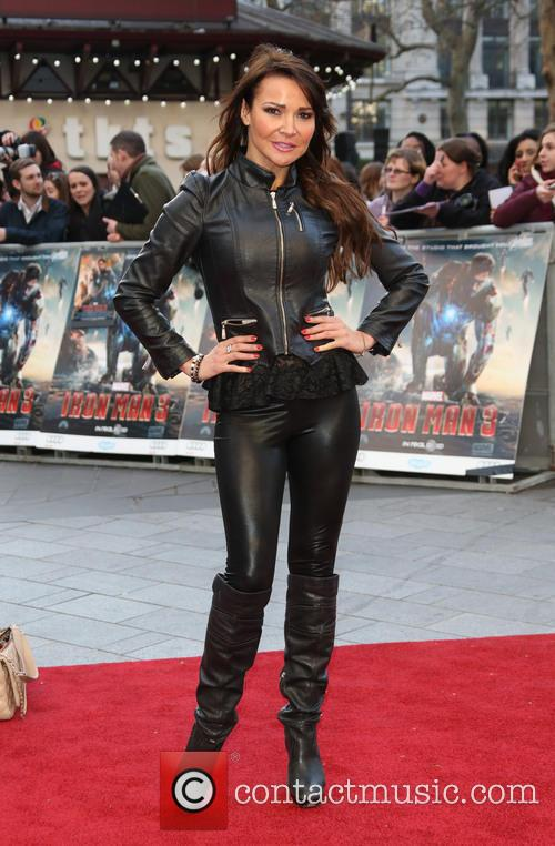 Lizzie Cundy, Odeon Leicester Square