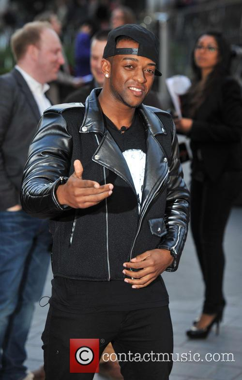JB of JLS, Odeon Leicester Square
