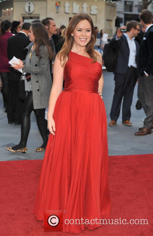 tanya burr iron man 3 uk premiere 3614555