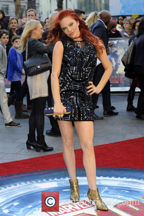 carmit bachar iron man 3 uk premiere 3615945