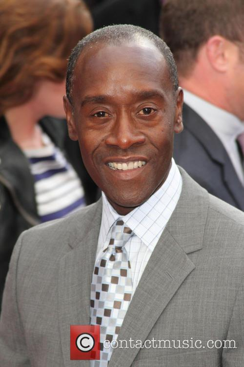 Don Cheadle, Odeon Leicester Square
