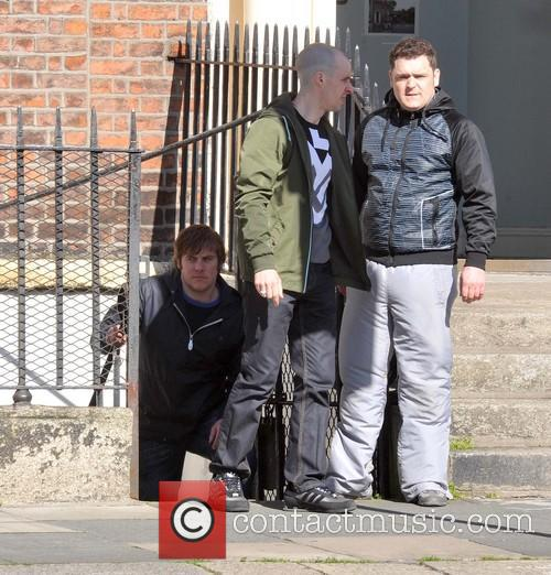 Love Hate, Peter Coonan and Tom Vaughan Lawlor