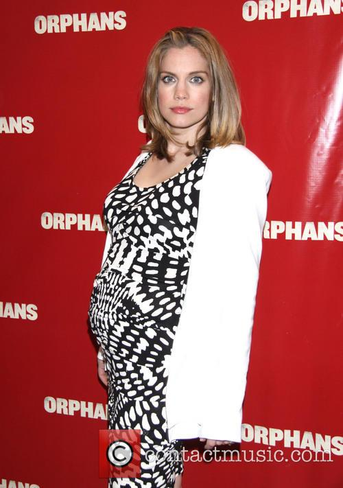 anna chlumsky broadway opening night of orphans 3615857