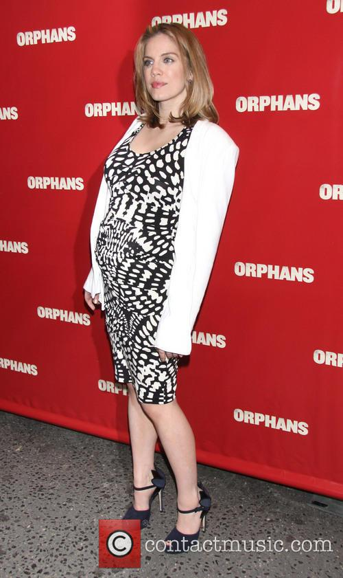 anna chlumsky broadway opening night of orphans 3615872