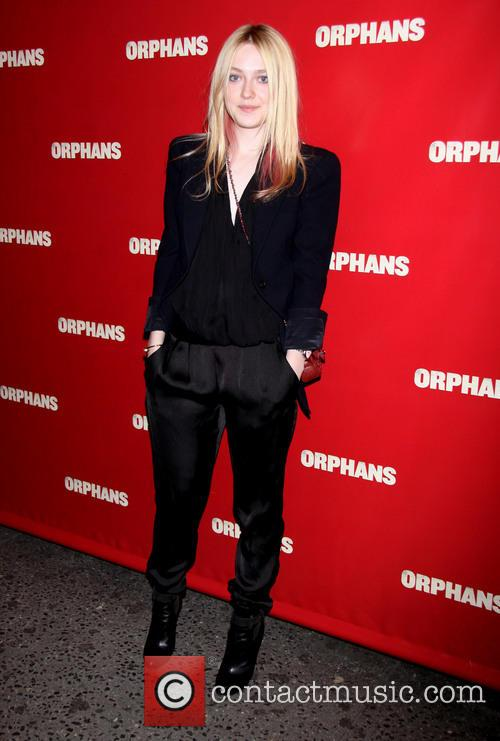 Broadway opening night of 'Orphans'