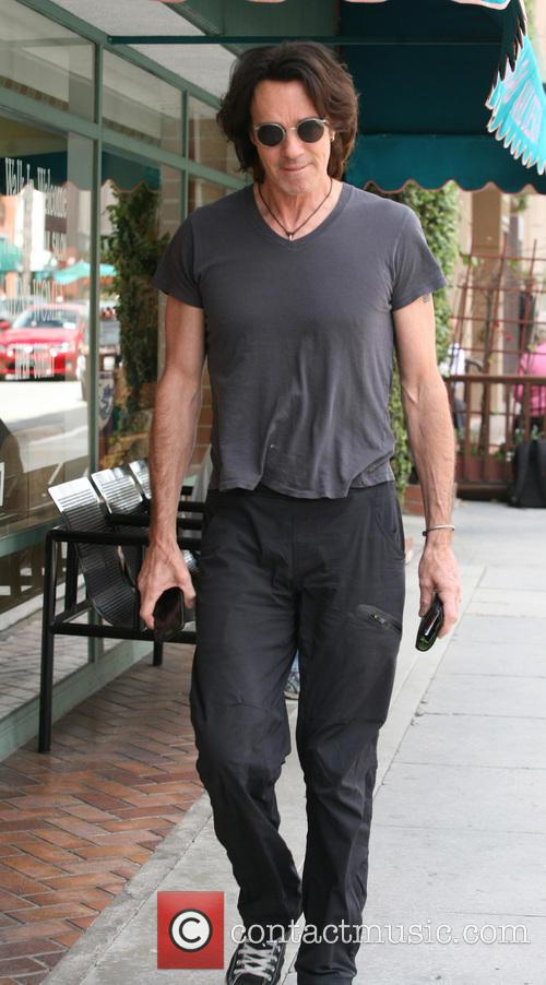 Rick Springfield in Beverly Hills