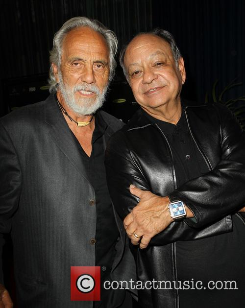 Tommy Chong, Cheech Marin, Nokia Theatre L A  Live