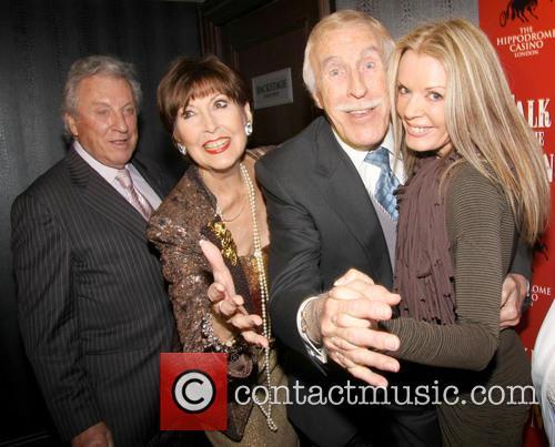 Anita Harris and Bruce Forsyth 4