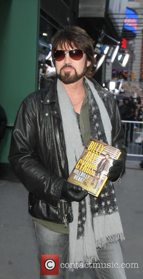billy ray cyrus celebs at good morning 3617059