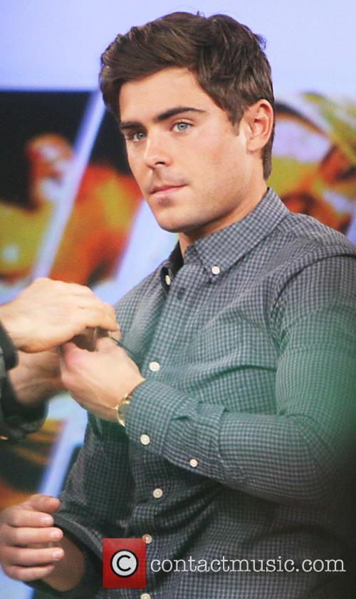 Zac Efron, Good Morning America