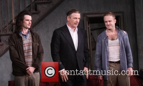 Tom Sturridge, Alec Baldwin and Ben Foster 3