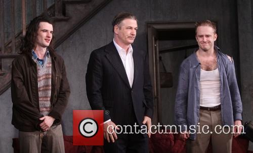 Tom Sturridge, Alec Baldwin and Ben Foster 4