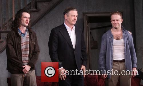 Alec Baldwin, Tom Sturridge, Ben Foster