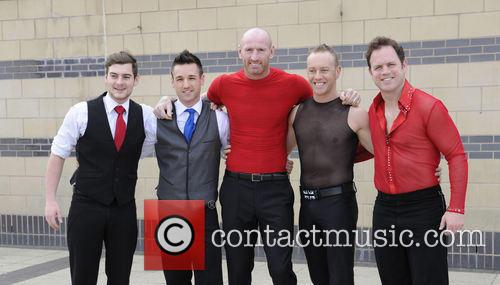 Matt Lapinskas, Guest, Gareth Thomas, Daniel Whiston and Kyran Bracken 2