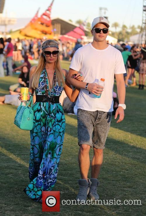 Paris Hilton and River Viiperi 4